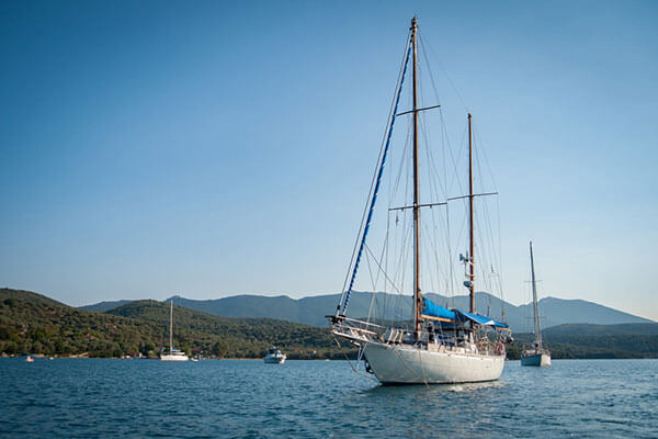 Nautical Tourism in Greece